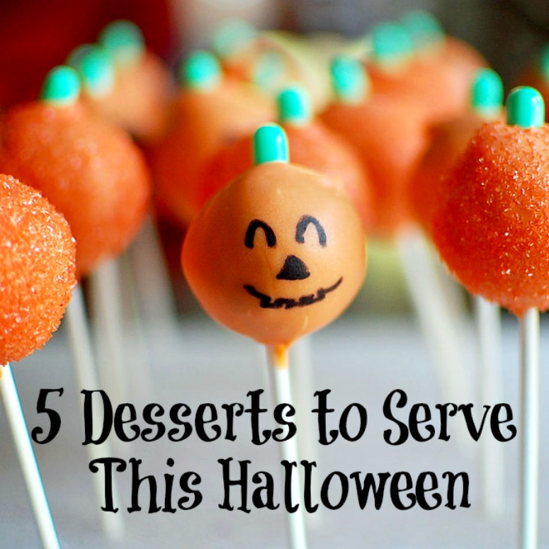 5 Desserts to Serve This Halloween