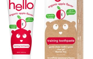 Hello Training Toothpaste