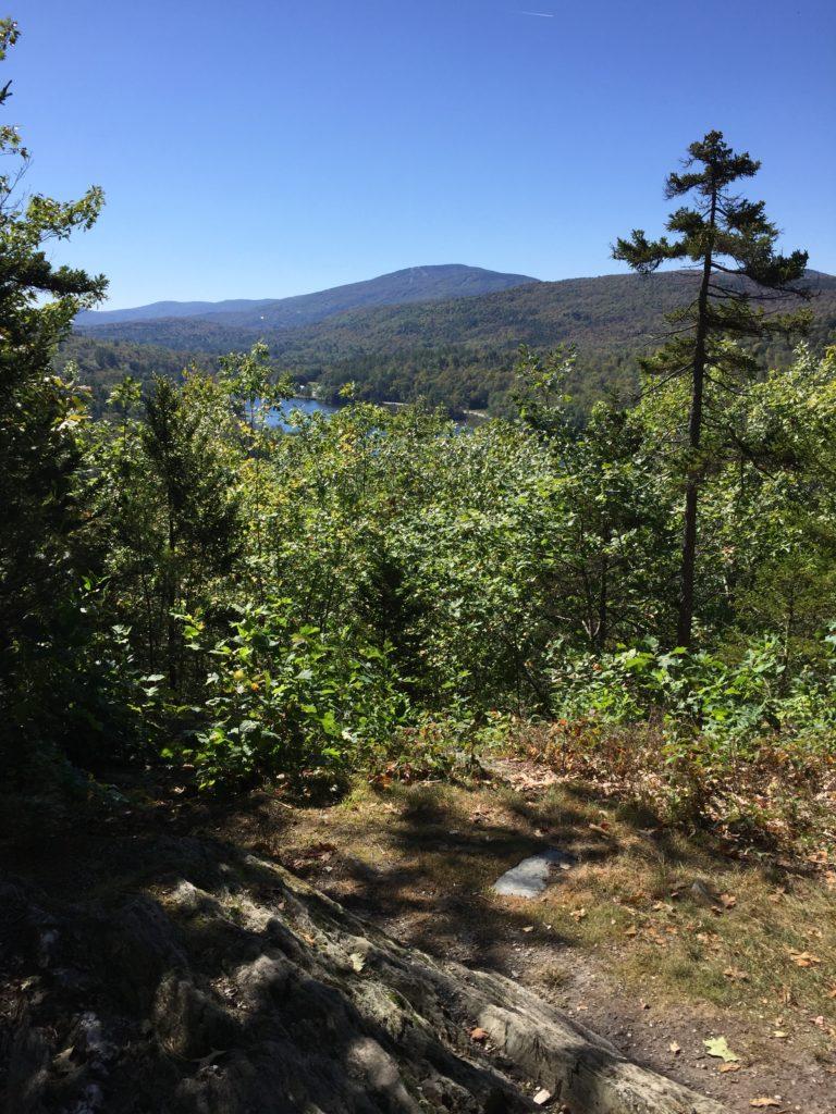 Echo Lake Vista Trail