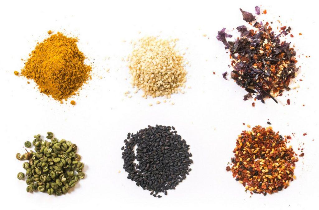 Japanese Spice set