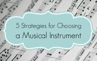 How to choose a musical instrument