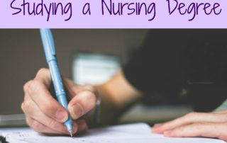 Tips for Moms Studying a Nursing Degree