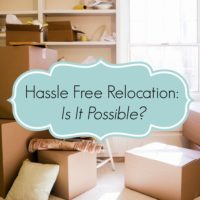 Hassle free relocation: Is It Possible?