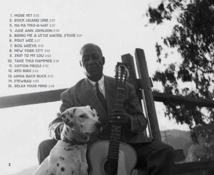Lead Belly, Baby