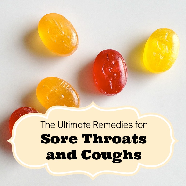 Sore Throat Cough Remedies