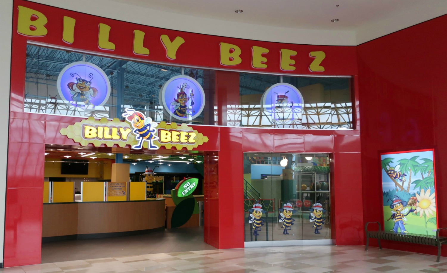 billy Beez Front