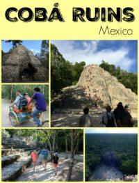 Coba Mexico