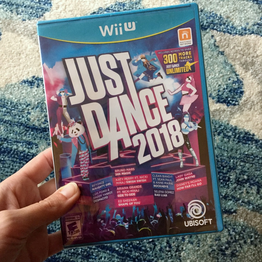 how to play just dance 2018