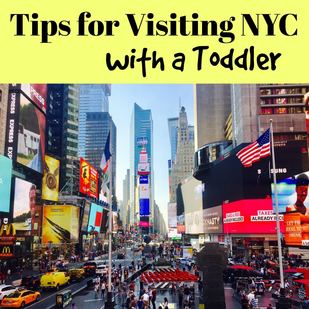 NYC with a Toddler