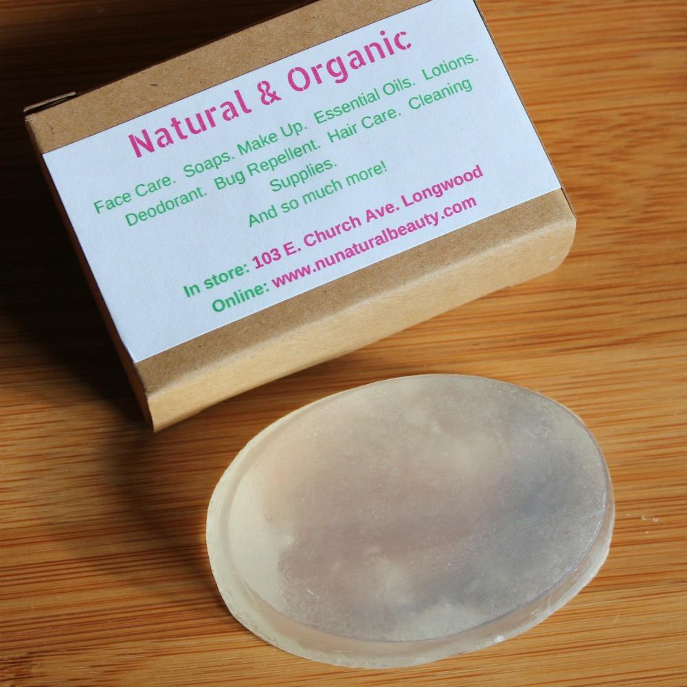 Nu Naturals Bar Soap