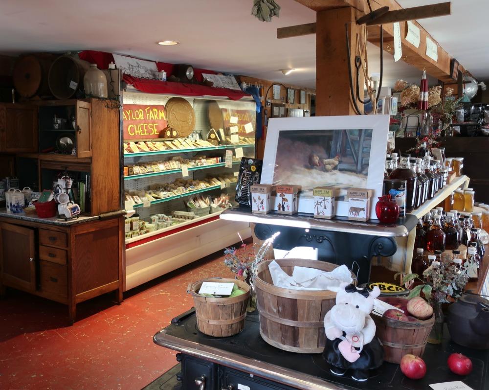Taylor Farm Londonderry VT