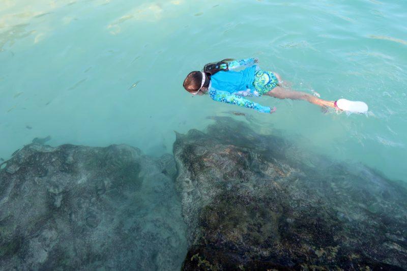 Xcaret Snorkeling