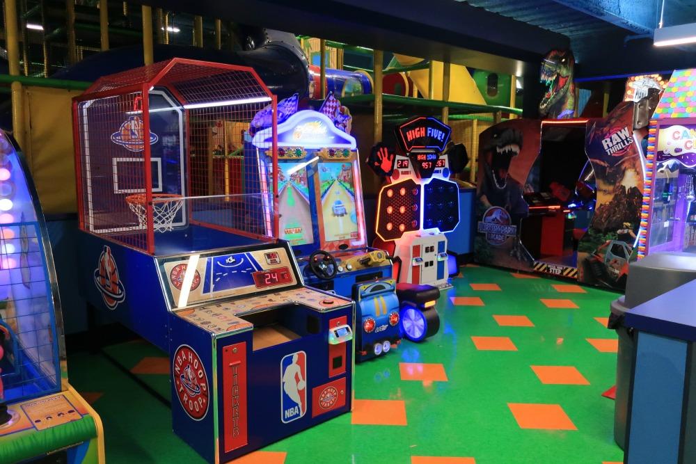 Billy beez Arcade