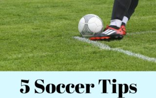 5 Soccer Tips for New Players