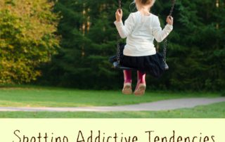 Spotting Addictive Tendencies in Children