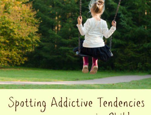 Spotting Addictive Tendencies in Children