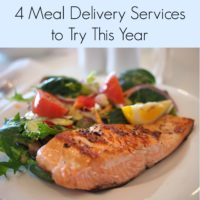 Meal Delivery Services