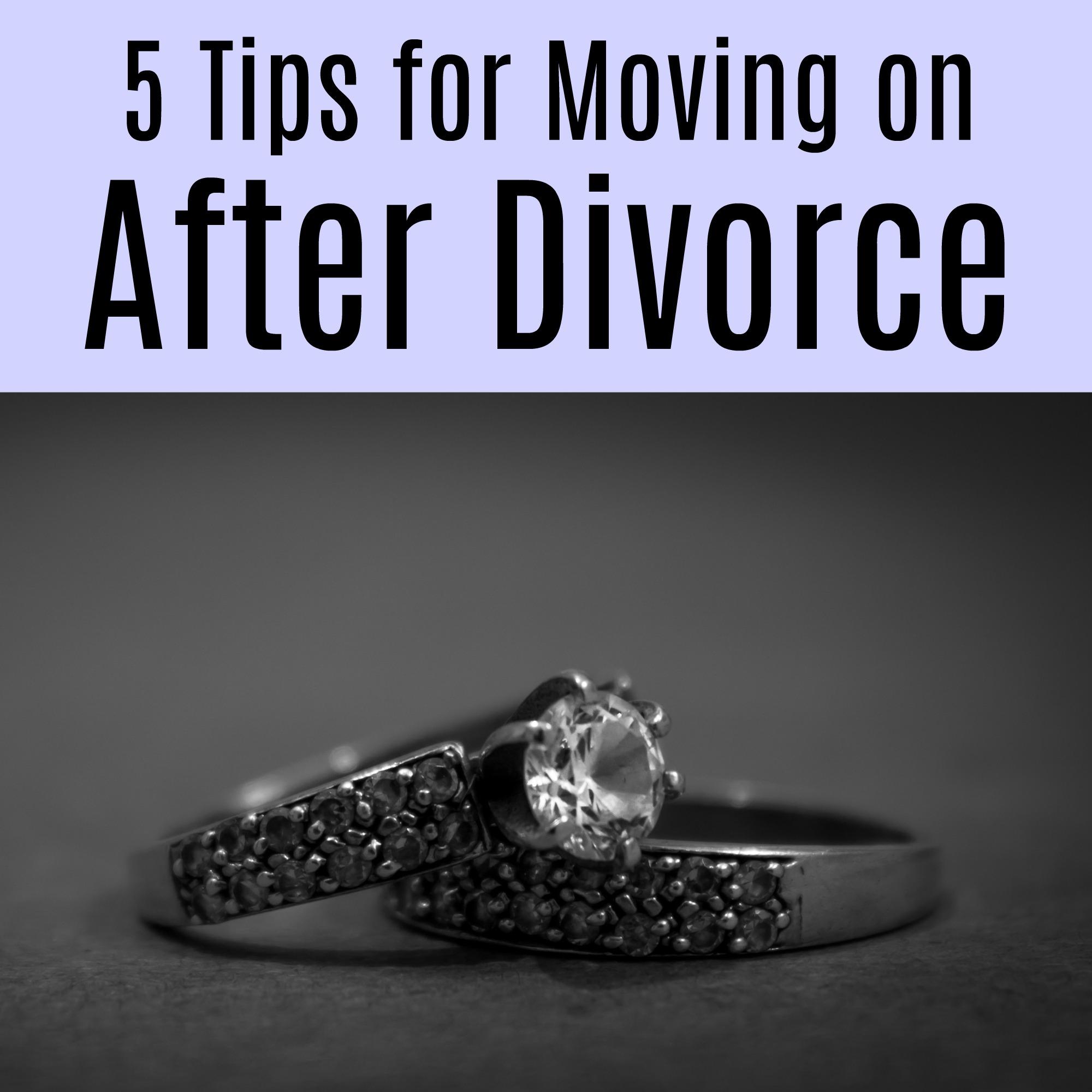 Moving On After Divorce