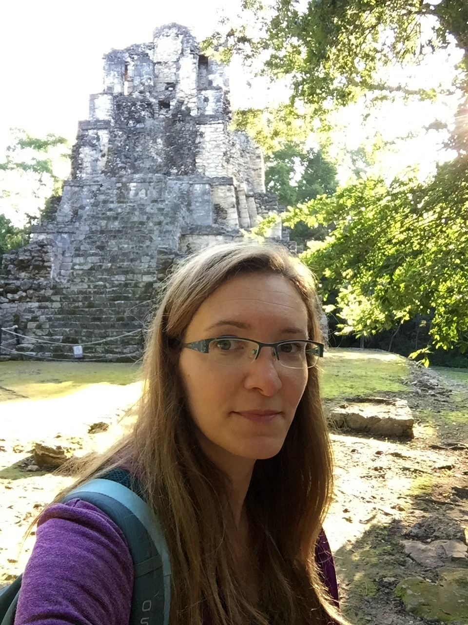 Muyil Ruins Mexico