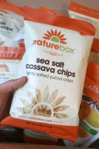 Nature Box Yucca Crisps