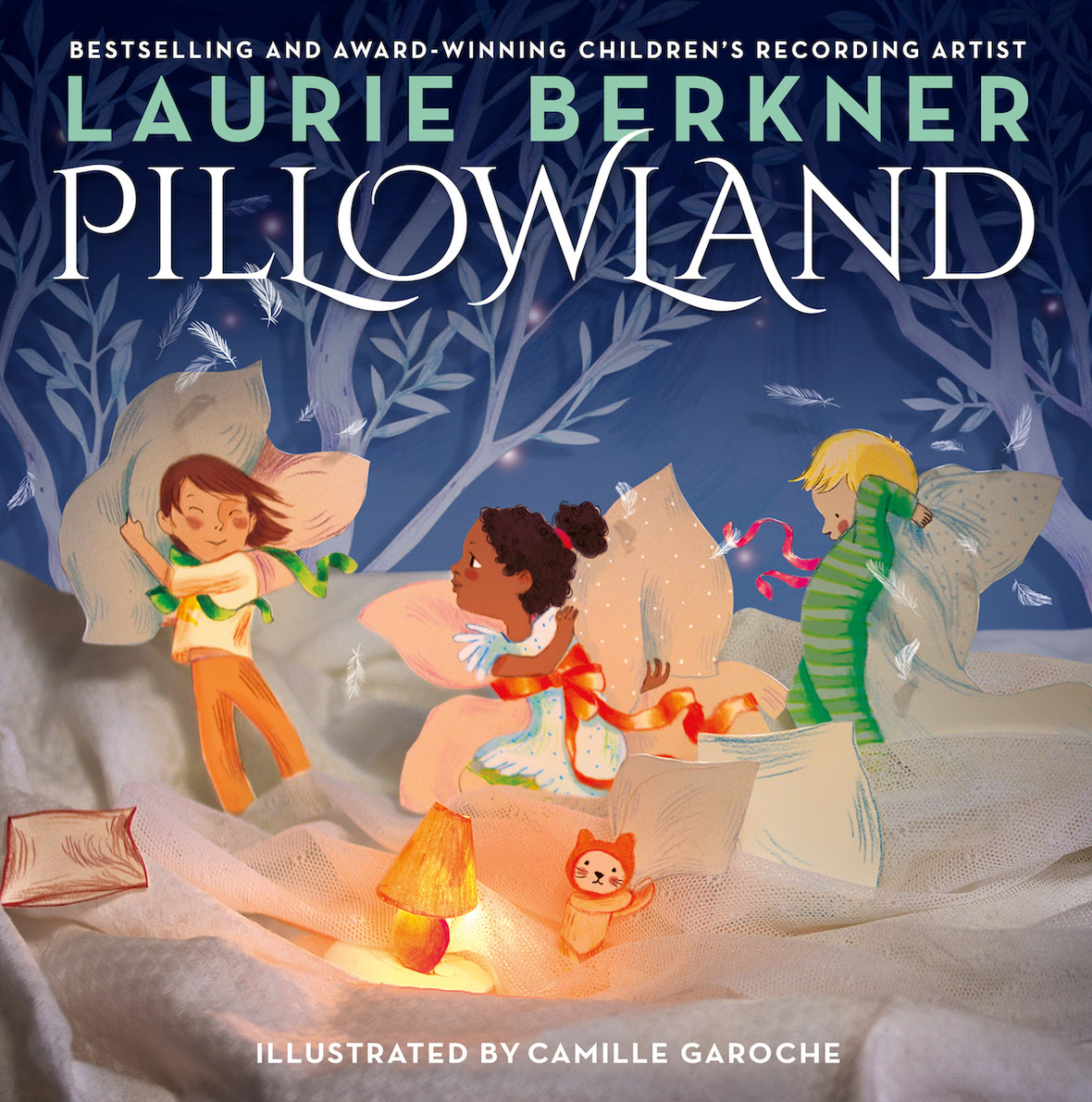 Laurie Berkner Pillowland