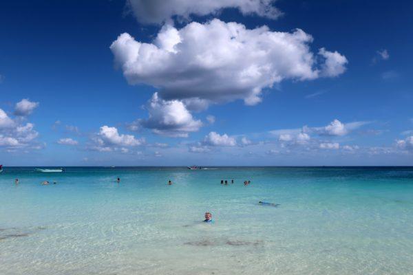 Zazil Kin Beach Tulum Mexico