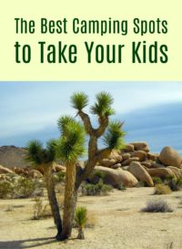 The Best Camping Spots to Take Your Kids