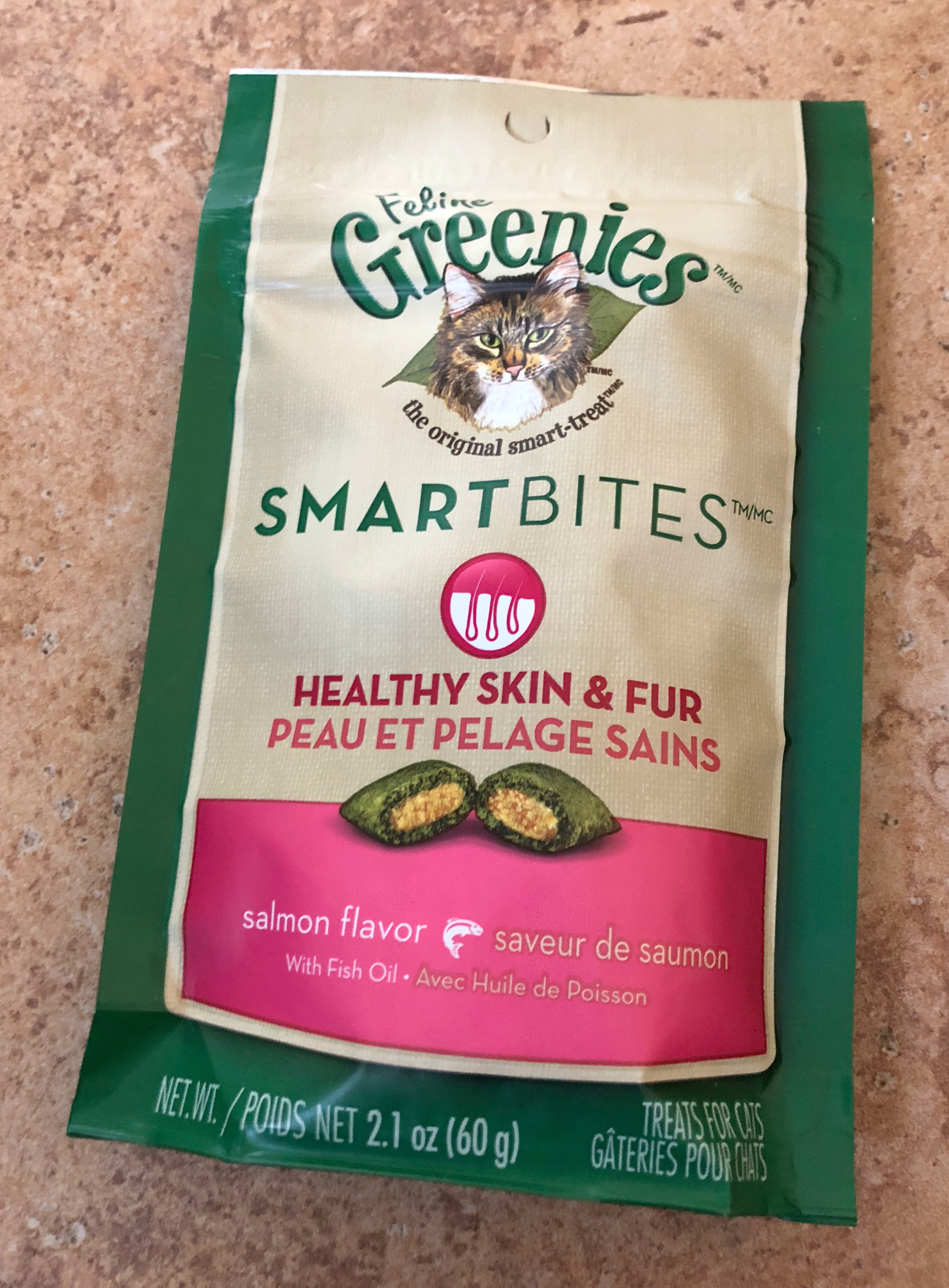 Greenies Feline SmartBites