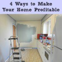 4 Ways to Make Your Home Profitable