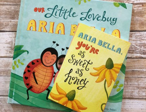 """""""My Little Lovebug"""" Personalized Children's Book from I See Me (**GIVEAWAY**)"""