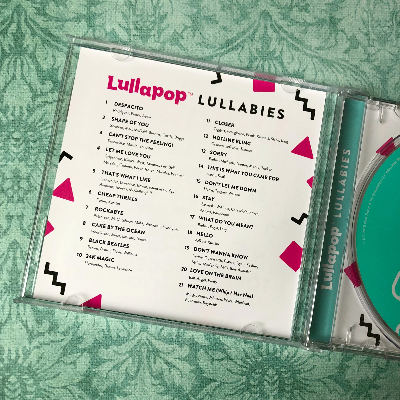 Lullapop Lullabies