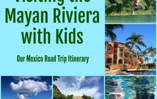 Visiting the Mayan Riviera with Kids