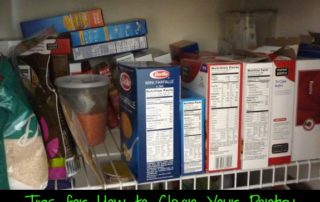 Clean Your Pantry & Save Money