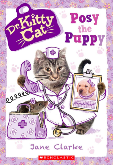 Dr Kittycat book