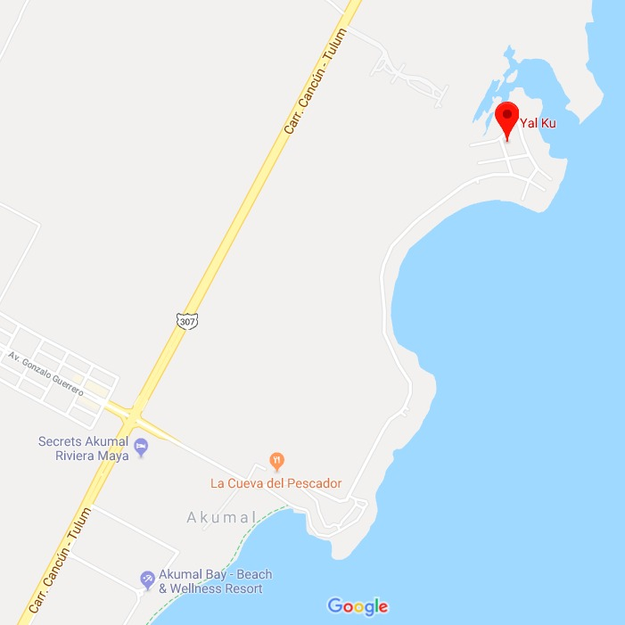 Yal Ku Lagoon