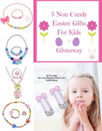 Non Candy Easter Gifts SmitCo giveaway