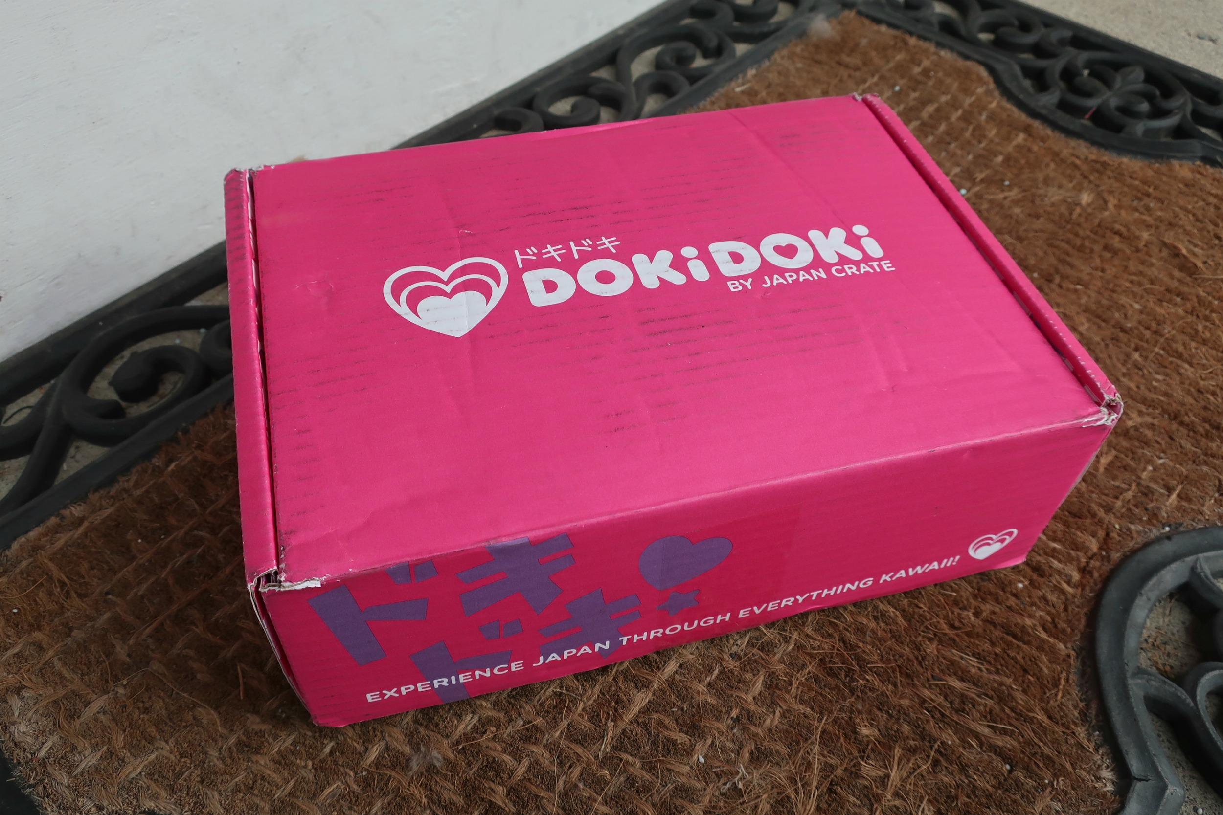 Doki Doki Box Japan Crate