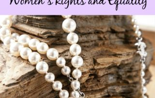 Pearls Power Movement for Women's Rights and Equality