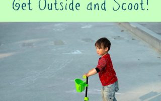 It's Time for Your Kids to Get Outside and Scoot!