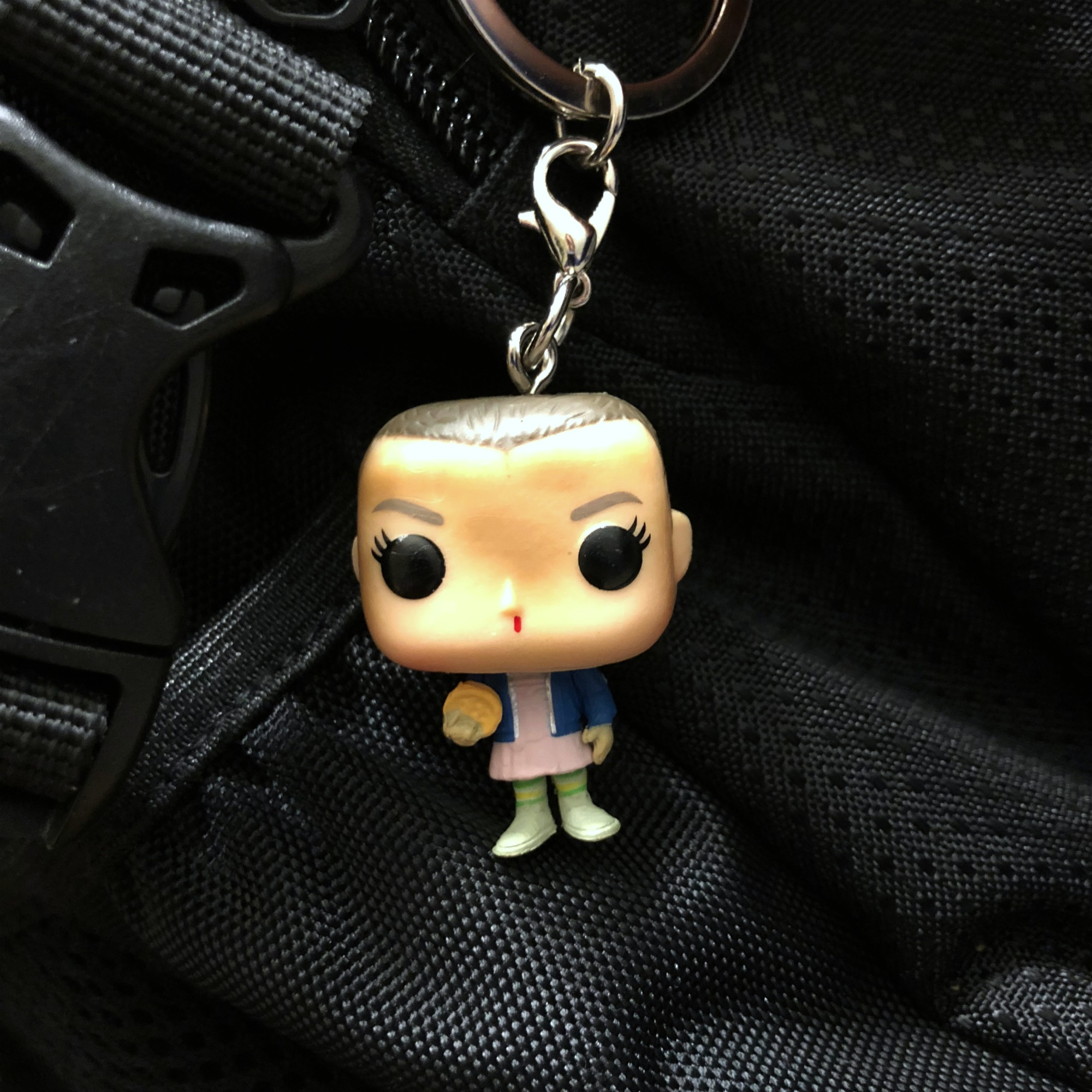 stranger things Eleven Keychain