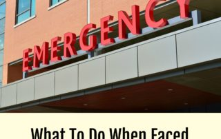 What To Do When Faced With An Unforeseen Accident