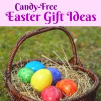 Candy-Free Easter Gift Ideas