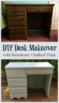 DIY Desk Makeover