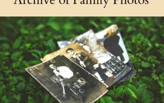 How to Create an Archive of Family Photos