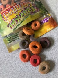 Brown's Tropical Carnival Honey O's Chewy