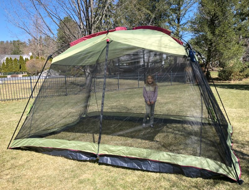 RORAIMA Bug Proof Canopy Shelter Screen Tent