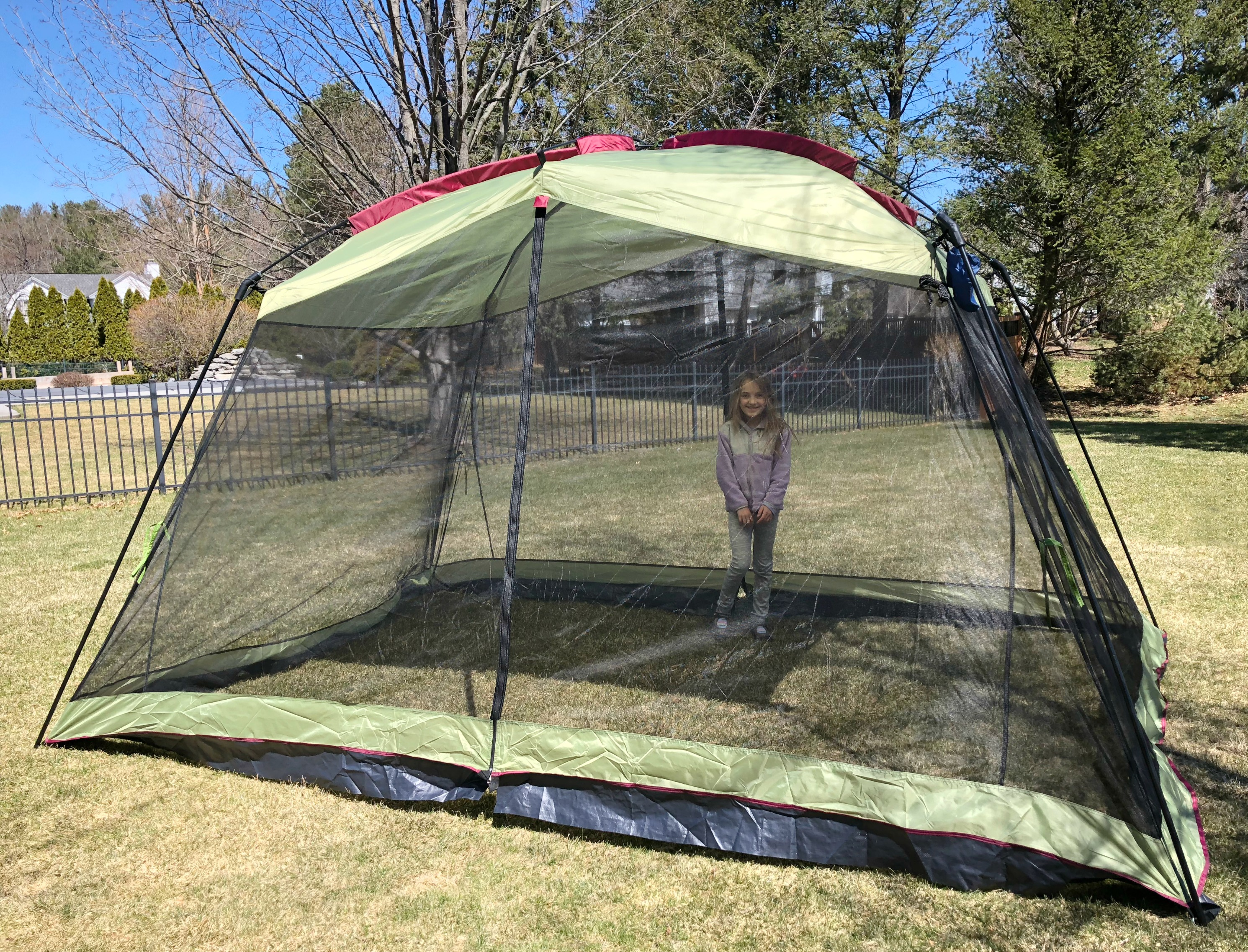 RORAIMA Bug Proof Canopy Shelter Screen Tent & RORAIMA Bug Proof Canopy Shelter Screen Tent u2013 A Nation of Moms