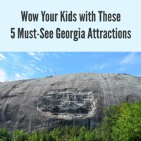 """""""Wow"""" Your Kiddos with These 5 Must-See Georgia Attractions"""