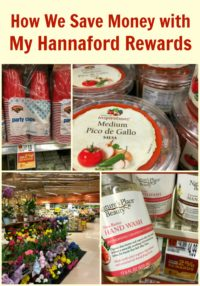 How We Save with My Hannaford Rewards