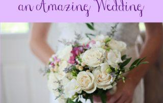 Planning An Amazing Wedding